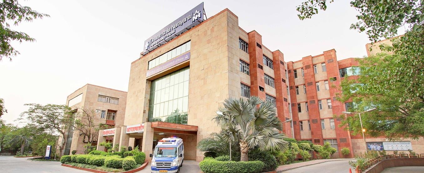 Dharamshila Cancer Foundation &  Research Centre